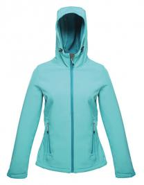 Womens Arley II Hooded Softshell